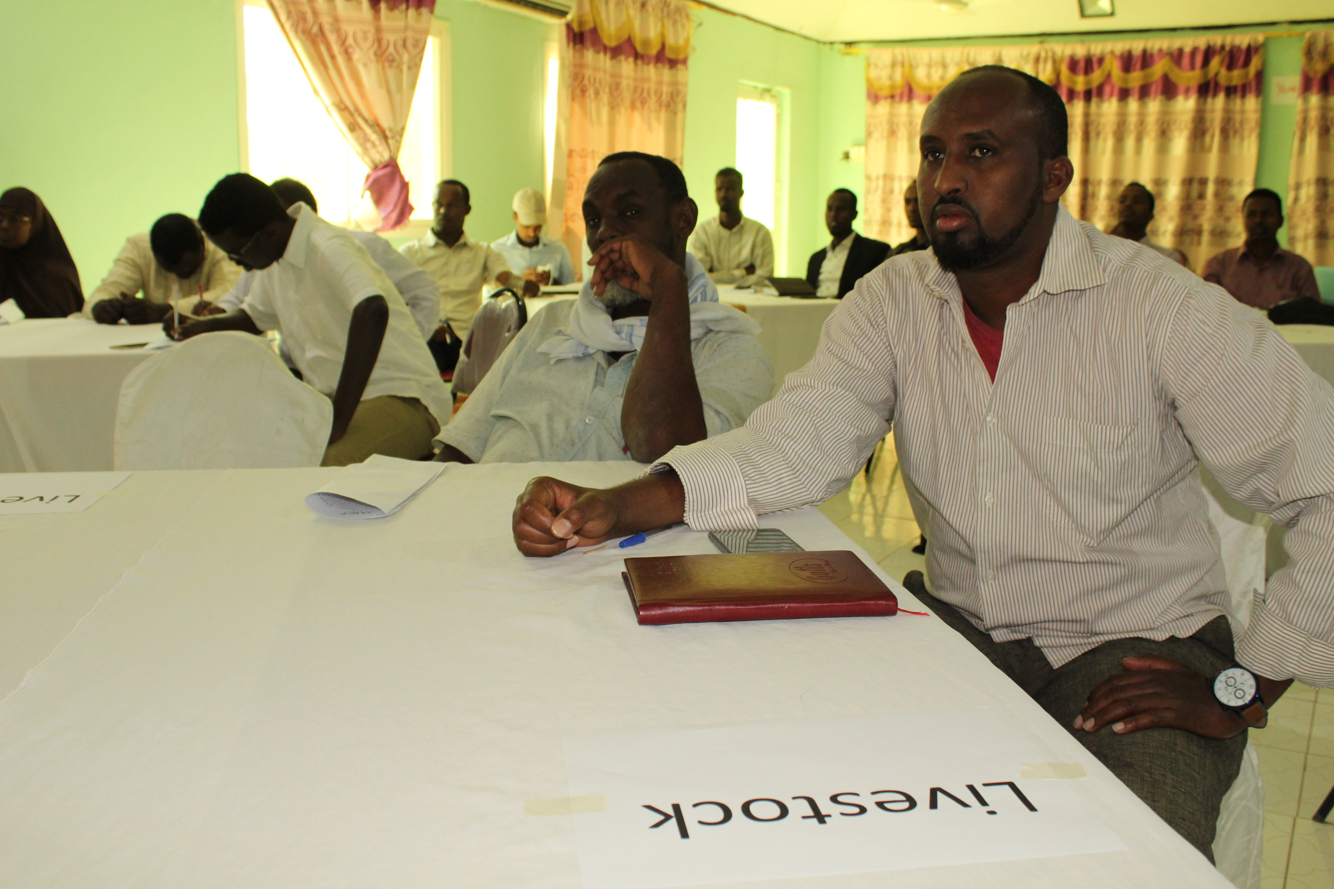 Market Skills Gap Assessment Validation Workshop, Garowe, Puntland