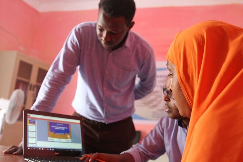 Better Record Keeping Training for SMEs in Puntland.