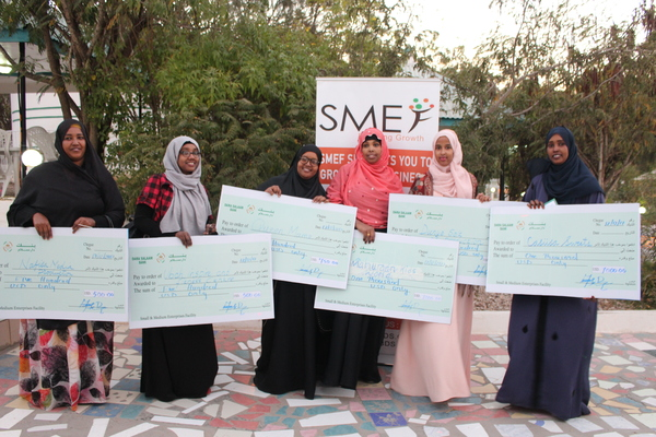 Life Experience Events for Entrepreneurial Young Women in Somaliland