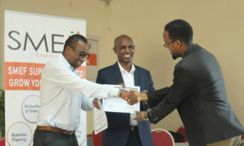 A Capacity Building Workshop For the Somali SME Exporters.