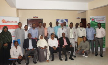 SMEF Supports 10 SMEs from Somaliland Chamber of Commerce, Industry and Agriculture.